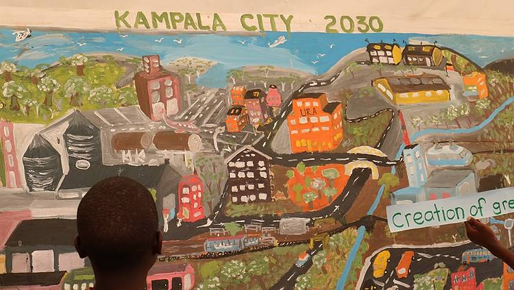 Our City 2030, Young Minds Envision a Resilient Kampala City