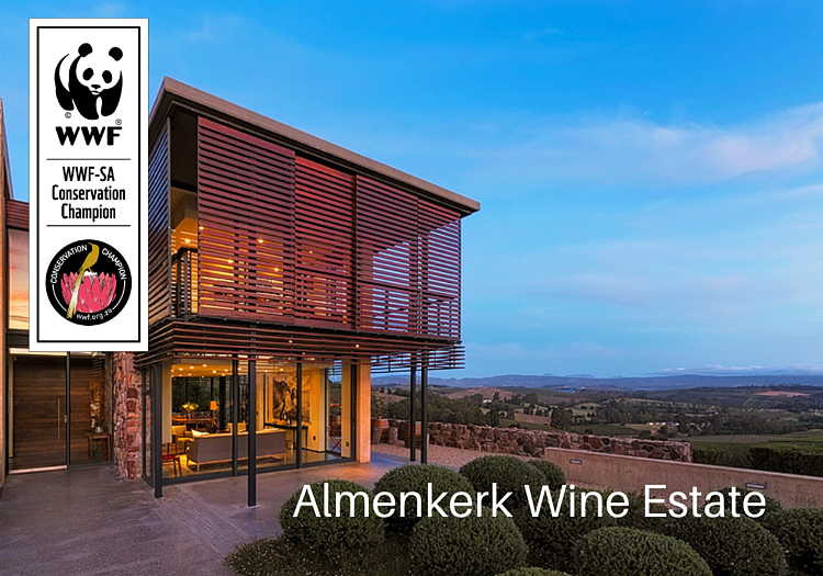 Almenkerk Wine Estate