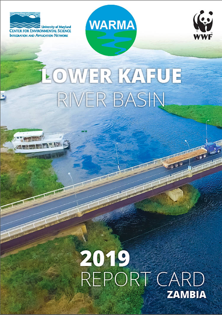 Lower Kafue Report Card launched