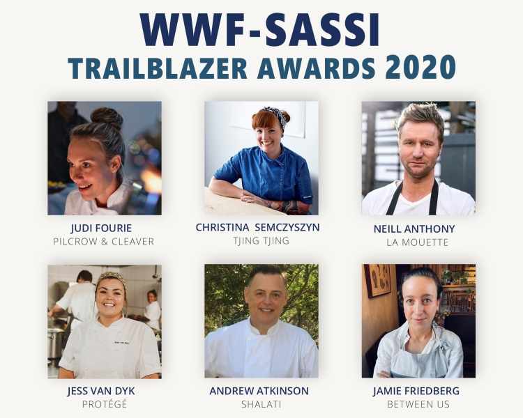 WWF-SASSI Trailblazer chefs named